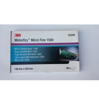 3M™ Perfect-It wet abr.pap. microfine P1500