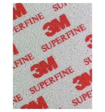 3M™ Superflex sanding sponge SUPER FINE (20 pcs.)