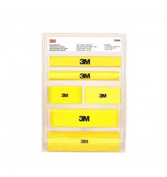 3M™ Sanding Handblock kit (6 pcs.)
