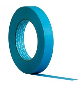 3M™ Masking tape 19mm, waterproof, blue