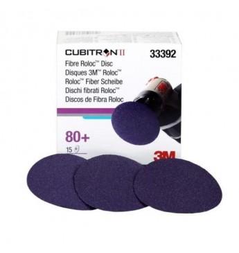 3M™ Cubitron™ Roloc 80+, 75mm, (15 pcs.)