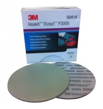3M Trizact Hookit P 3000 150mm