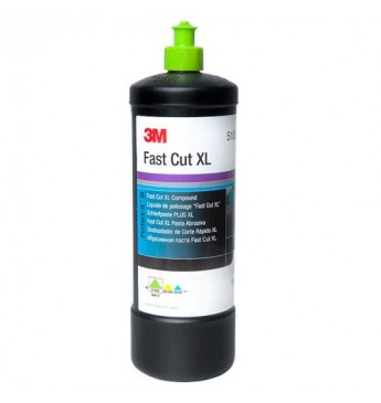 3M Perfect-it III Fast cut XL compound 1L green