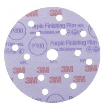 3M™ Purple disk P800 150mm 15sk