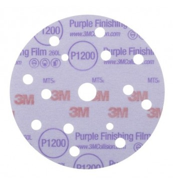 3M™ Purple disk P1200 150mm 15sk