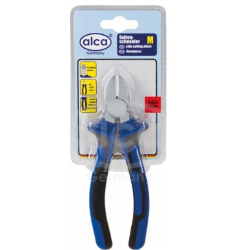Side cutting pliers 6