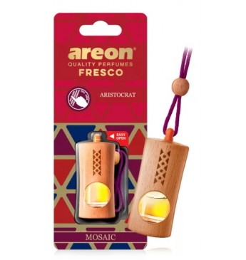 Air refreshener AREON FRESCO-MOSAIC Aristocrat