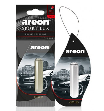 AREON Liquid Sport Lux - Gold, 5 ml