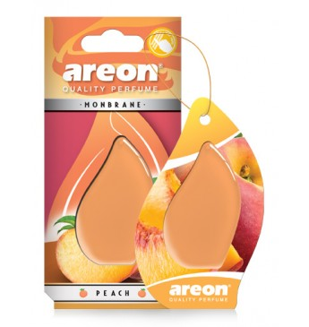 Air refreshener AREON Monbrane Peach