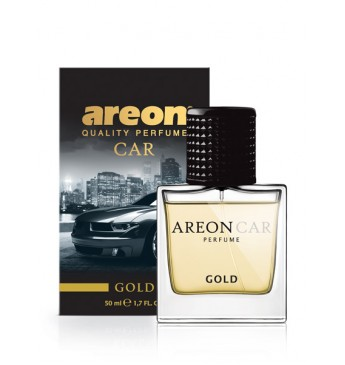 CAR PERFUME 50ml - Gold