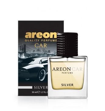 CAR PERFUME 50ml - Silver