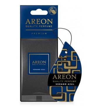 Air refreshener AREON PREMIUM-Verano Azul