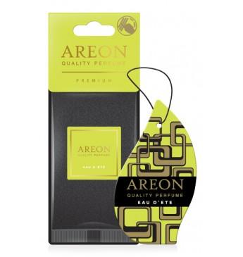 Air refreshener AREON PREMIUM-Eau D'ete