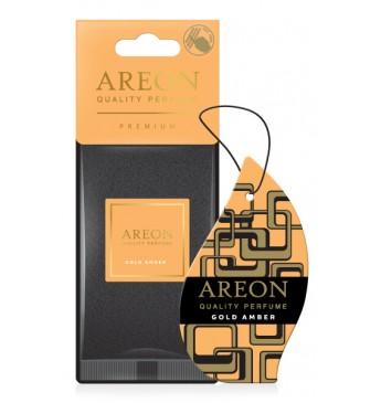 Air refreshener AREON PREMIUM-Gold Amber