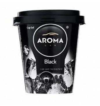 CUP GEL BLACK