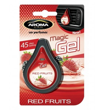Aroma Car Magic Gel Red Fruit