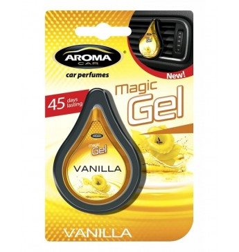 Aroma Car Magic Gel Vanilla