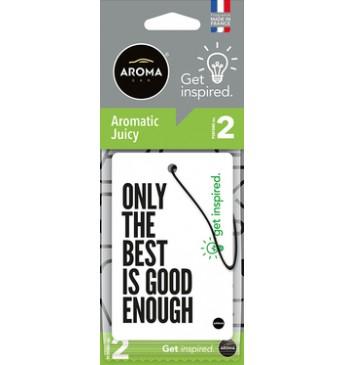 AROMA gaisa atsvaidzinātājs GET INSPIRED Aromatic juicy