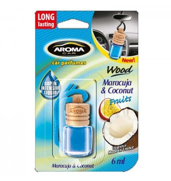 Aroma Car WOOD 6ml Maracuja