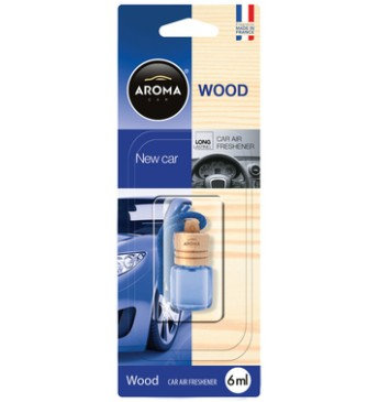 Aroma WOOD 6ml New Car