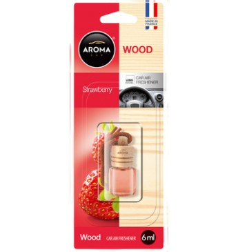 Aroma WOOD 6ml Strawberry