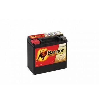Akumulators Banner AGM 12Ah 200A AUX14 12V 150x88x145mm