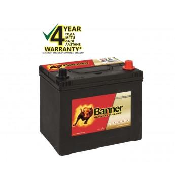 Akumulators Banner EFB 65Ah 550A RUNNING BULL 12V 233x173x203/225 mm