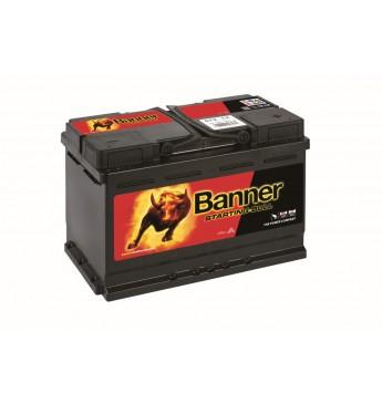 Akumulators Banner 72Ah 650A Starting Bull 12V 278X175X190mm