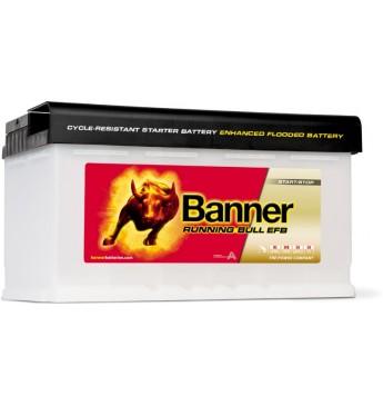 Akumulators Banner EFB 80Ah 780A 12V 315x175x190mm