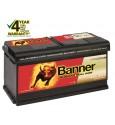 BANNER RUNNING BULL AGM akumulators, 12V, 92Ah, 850En