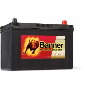 Akumulators Banner EFB 95Ah 760A 12V 303X173X203/225mm