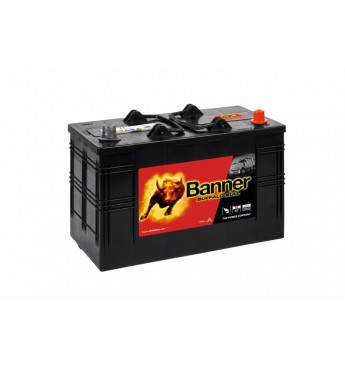 BANNER BUFFALO BULL akumulators, 12V, 110Ah, 720En