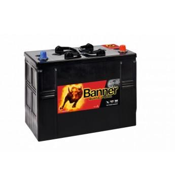 Akumulators Banner 125Ah 760A -+ 12V Buffalo Bull 345x172x260/283mm