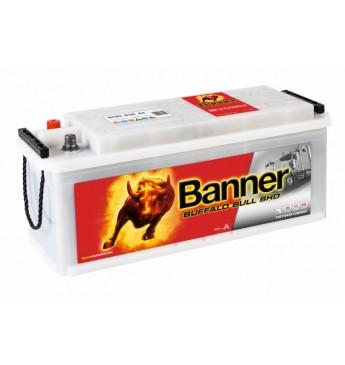 Akumulators Banner 135Ah 900A Buffalo Bull SHD12V 514x175x210 SHD