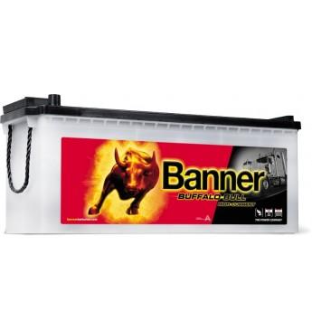 Akumulators Banner 150Ah 1150A Buffalo Bull HIGH CURRENT 12V 514x189x195/220mm