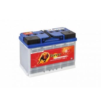 Akumulators Banner 80Ah Energy Bull 12V 278x175x190mm