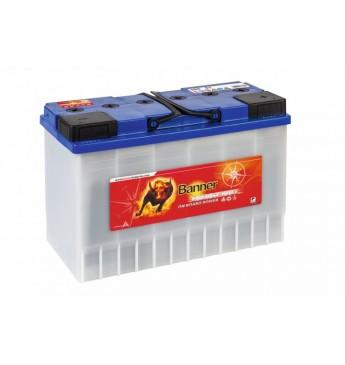 Akumulators Banner 115Ah Energy Bull 12V 350x175x230mm