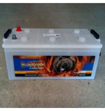 Akumulators B-Power 225 Ah, 1050 En, 12V 517x273x212/240 mm