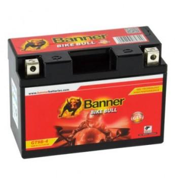 Akumulators Banner GEL 8Ah 112A Bike Bull 12V 150x69x105mm