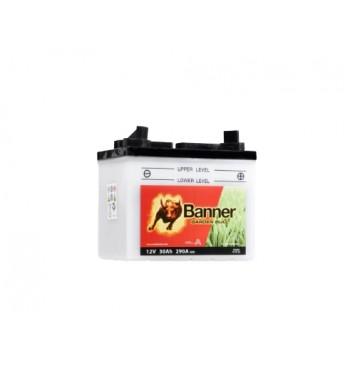 Moto Banner akumulators 12V 30Ah 300A 187x128x165mm
