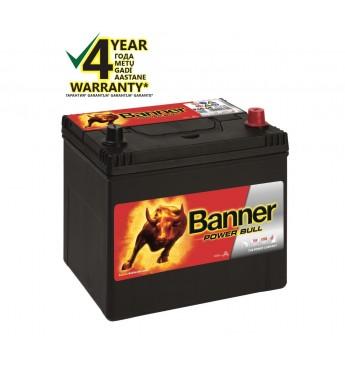 Akumulators Banner 60Ah 510A -+ 12V Power 233x173x203x225mm