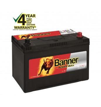 Akumulators Banner 95Ah 740A -+ 12V Power 303x173x203x225mm
