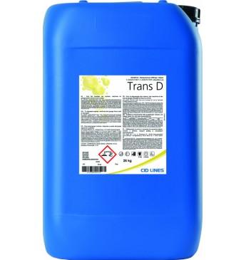 Dzinēju tīrītājs-attaukotajs TRANS-D 26KG