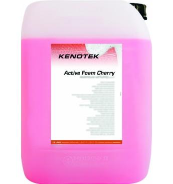 Labi putojošs skābs šampūns Active foam Cherry 20 l jerric