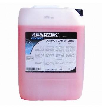 Labi putojošs skābs šampūns Active foam Cherry 5 l