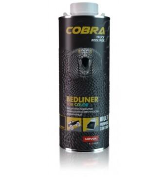 COBRA BEDLINER FOR COLOR 600ml
