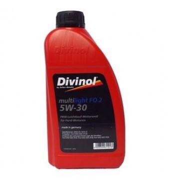 DIVINOL Multilight FO 2 SAE 5W30 Pussintētiska eļļa SN/CF, 1L