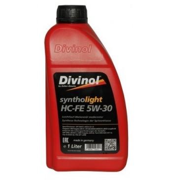 DIVINOL Syntholight HC-FE 5W30 Sintētiskā eļļa, 1L