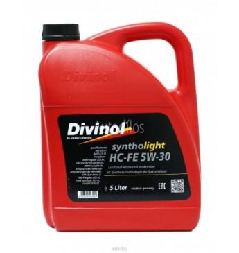 DIVINOL Syntholight HC-FE 5W30 Sintētiskā eļļa, 5L