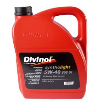 Syntholight 505.01  5W-40 5L